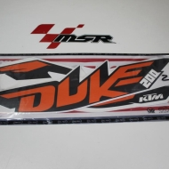 KTM DUKE STICKER