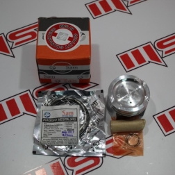 HP 030 - VESPA 3V PİSTON SAM 1.00 53 mm 14 p HİNDİSTAN