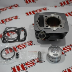 CR 001A - KUBA CR1 150 CC 13 P 62.0 SİLİNDİR KİT 69 BOY